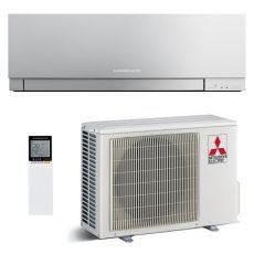 Klima uređaj 3,5kW Mitsubishi Electric MSZ-EF, srebrna, MSZ-EF35VGS/MUZ-EF35VG