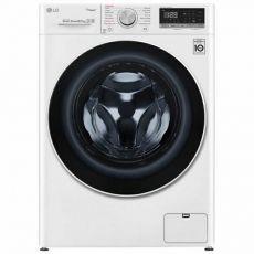 Perilica-sušilica rublja LG F4DN408S0, 8/5kg, 1400 okretaja, pranje parom, WiFi