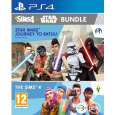 The Sims 4 Game Pack 9: Star Wars - Journey to Batuu PS4