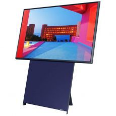 "TV 43"" Samsung The Sero QLED 43LS05T lifestyle"