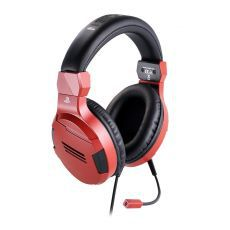Bigben PS4 Stereo Gaming slusalice v3 Red