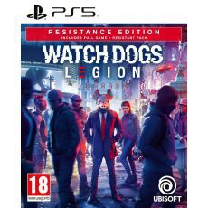 WATCH DOGS LEGION RESISTANCE EDITION DAY1 PS5