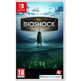 Bioshock The Collection Switch
