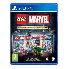 Lego Marvel Collection PS4
