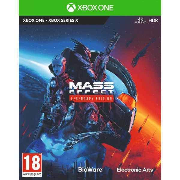 Mass Effect Legendary Edition XBox One Preorder