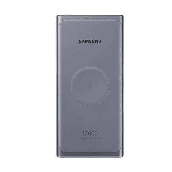 Powerbank Samsung 10,000 mAh Fast Charge + bežično punjenje tamno sivi EB-U3300XJEGEU