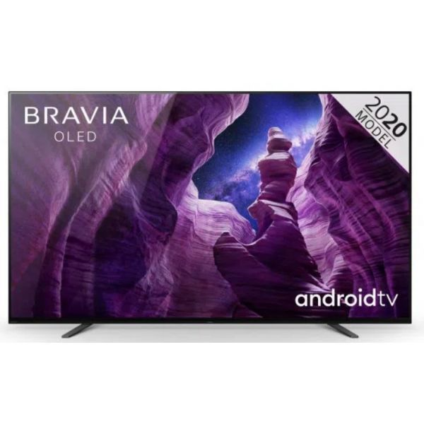 OLED TV Sony KD-55A8 4K Android 2020g