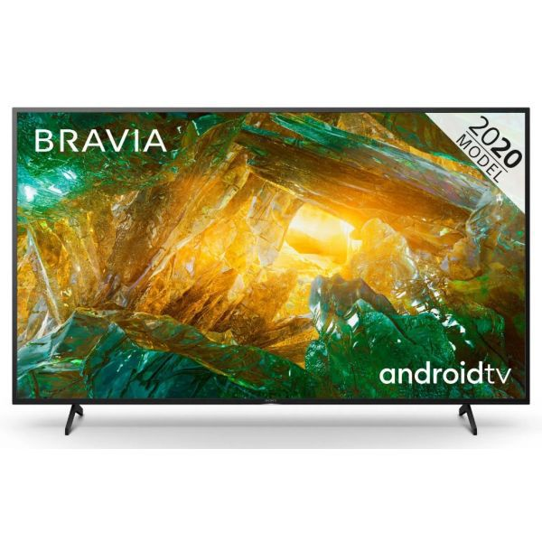 LED TV Sony Bravia KD-75XH8096 4K Android 2020g