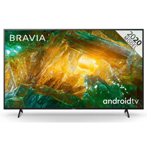 LED TV Sony Bravia KD-55XH8077 4K Android 2020g