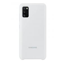 Silikonska maska za Samsung Galaxy A41 bijela EF-PA415TWEGEU