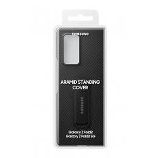 Zaštitna stojeća maska za Samsung Galaxy Fold2 crna EF-XF916SBEGEU