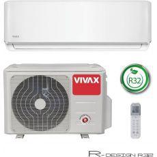 Klima uređaj Vivax ACP-18CH50AERI R32 Cool R DESIGN inverter, bijela, komplet