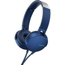 Slušalice Sony MDR-XB550AP/L EXTRA BASS