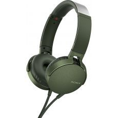 Slušalice Sony MDR-XB550AP/G EXTRA BASS
