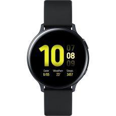 Sat Samsung Galaxy Watch Active 2 44mm aqua crni aluminij aqua crni silikonski remen SM-R820NZKASEE
