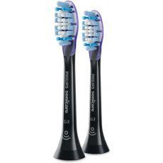 Četkica za zube Philips Sonicare nastavak HX9052/33 Premium Gum Care Black 2/1