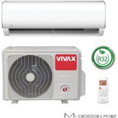 Klima uređaj Vivax ACP-12CH35AEMIs R32 Cool M DESIGN inverter, bijela, komplet