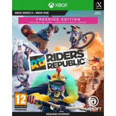 RIDERS REPUBLIC FREERIDE SPECIAL DAY1  EDITION (XBSX HYBRID) XBox One Preorder