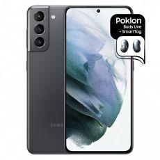 Mobitel Samsung Galaxy S21 5G 8GB/256GB DS fantomsko sivi SM-G991
