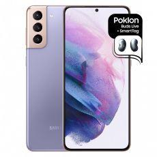 Mobitel Samsung Galaxy S21+ 5G 8GB/128GB DS fantomsko ljubičasti SM-G996B