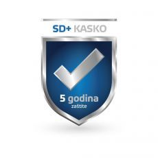 SD+ KASKO Zaštita 5god (stacionarni uređaji, laptopi) - puno pokriće, franšiza 25%/ laptopi 33% (3751-7500kn)