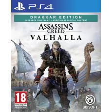 Assassin's Creed Valhalla Drakkar Special Day 1 Edition PS4