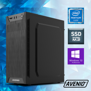 Računalo Avenio ProOffice Intel Pentium G6400 4.00GHz 8GB 256GB NVMe SSD DVDRW W10P Intel UHD Graphics 610