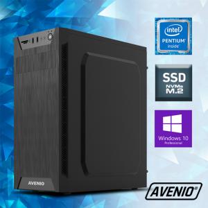 Računalo Avenio ProOffice Intel Pentium G6400 4.00GHz 8GB 512GB NVMe SSD DVDRW W10P Intel UHD Graphics 610