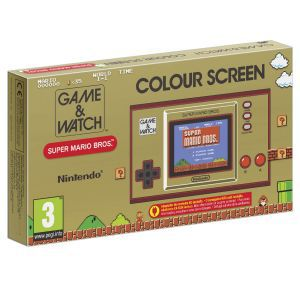 Game & Watch System: Super Mario Bros.