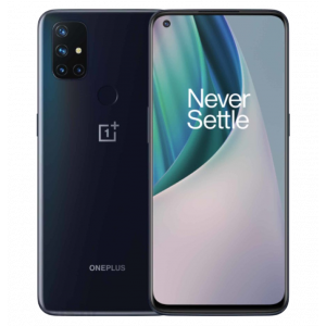 Mobitel OnePlus Nord N10(BE2029)_5G_6GB/128GB_Midnight Ice + Bullets wireless
