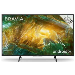 LED TV Sony Bravia KD-49XH8077 4K Android 2020g