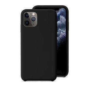 """EPICO SILICONE CASE iPhone 12 Pro Max (6,7"""") - black"""