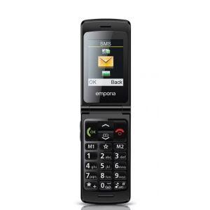 Mobitel Emporia FLIPbasic F220 crna
