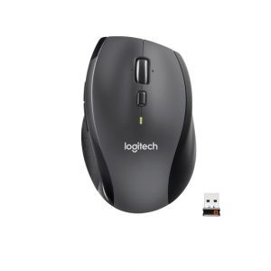 Logitech Miš M705 charcoal wireless