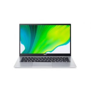 Laptop Acer Swift 1 Silver NX.HYSEX.00H