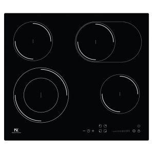 Ugradbena ploča, staklokeramička Master Kitchen MKHC 6042 D-O BK