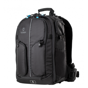 Tenba torba za foto opremu Shootout 24L Backpack Black