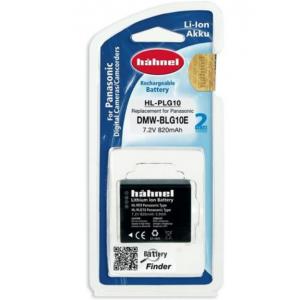Hähnel HL-PLG10 820mAh zamjenska baterija za DMW-BLG10E bateriju za Panasonic digitalne fotoaparate