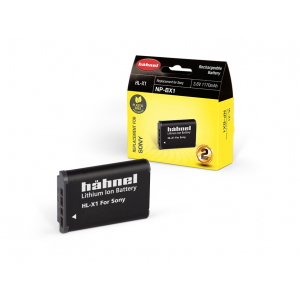 Hähnel HL-X1 1170mAh zamjenska baterija za NP-BX1 bateriju za Sony digitalne fotoaparate