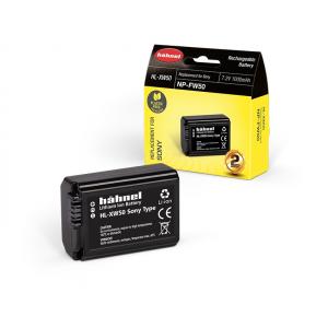 Hähnel HL-XW50 1000mAh zamjenska baterija za NP-FW50 bateriju za Sony digitalne fotoaparate
