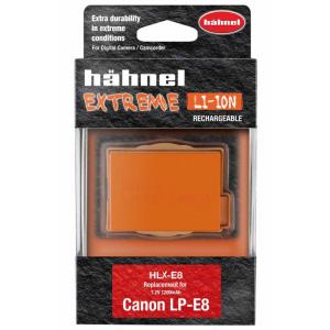 Hähnel HLX-E8 1200mAh zamjenska extreme baterija za LP-E8 bateriju za Canon digitalne fotoaparate