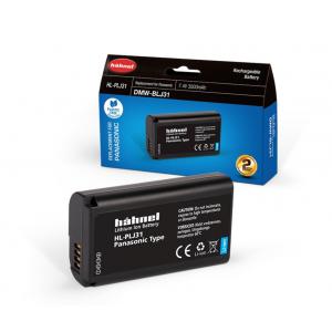 Hähnel HL-PLJ31 3500mAh zamjenska baterija za DMW-BLJ31 bateriju za Panasonic digitalne fotoaparate