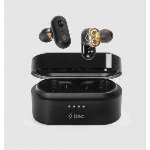 TTEC slušalice AirBeat Duo True Wireless Headsets  Black