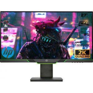 Monitor 27 HP X27i 2K Gaming Monitor, 8GC08AA