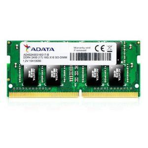 Memorija Adata SO-DIMM DDR4 4GB 2400MHz SINGLE TRAY