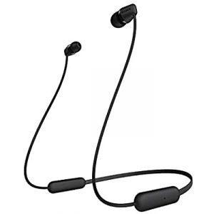 Slušalice Sony WI-C200/B bežične koje se umeću u uši