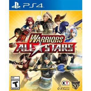 Outlet_Warrior All Stars PS4 - OŠTEĆENA AMBALAŽA