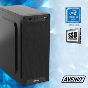Računalo Avenio TopOffice Intel Pentium G5420 3.80GHz 8GB 240GB SSD DVDRW FreeDOS Intel UHD Graphics 610
