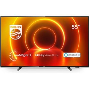 Outlet_LED TV Philips 55PUS7805, SMART, Ambilight -  SERVISIRAN UREĐAJ JAMSTVO DO 19.10.2022