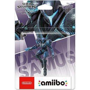 Amiibo Super Smash Bros Samus Dark no. 81
